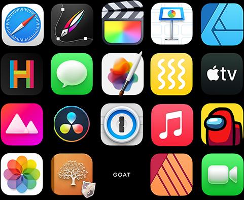La plus vaste collection d'apps jamais proposée