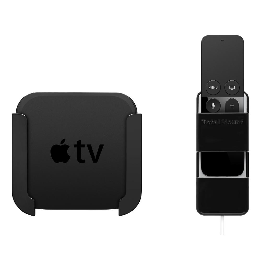 Système de fixation pour Apple TV