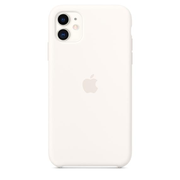 Coque en silicone - iPhone 11